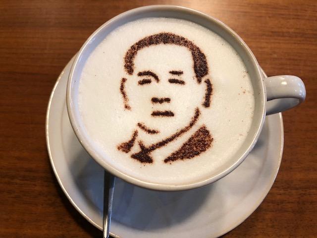 カフェ花見