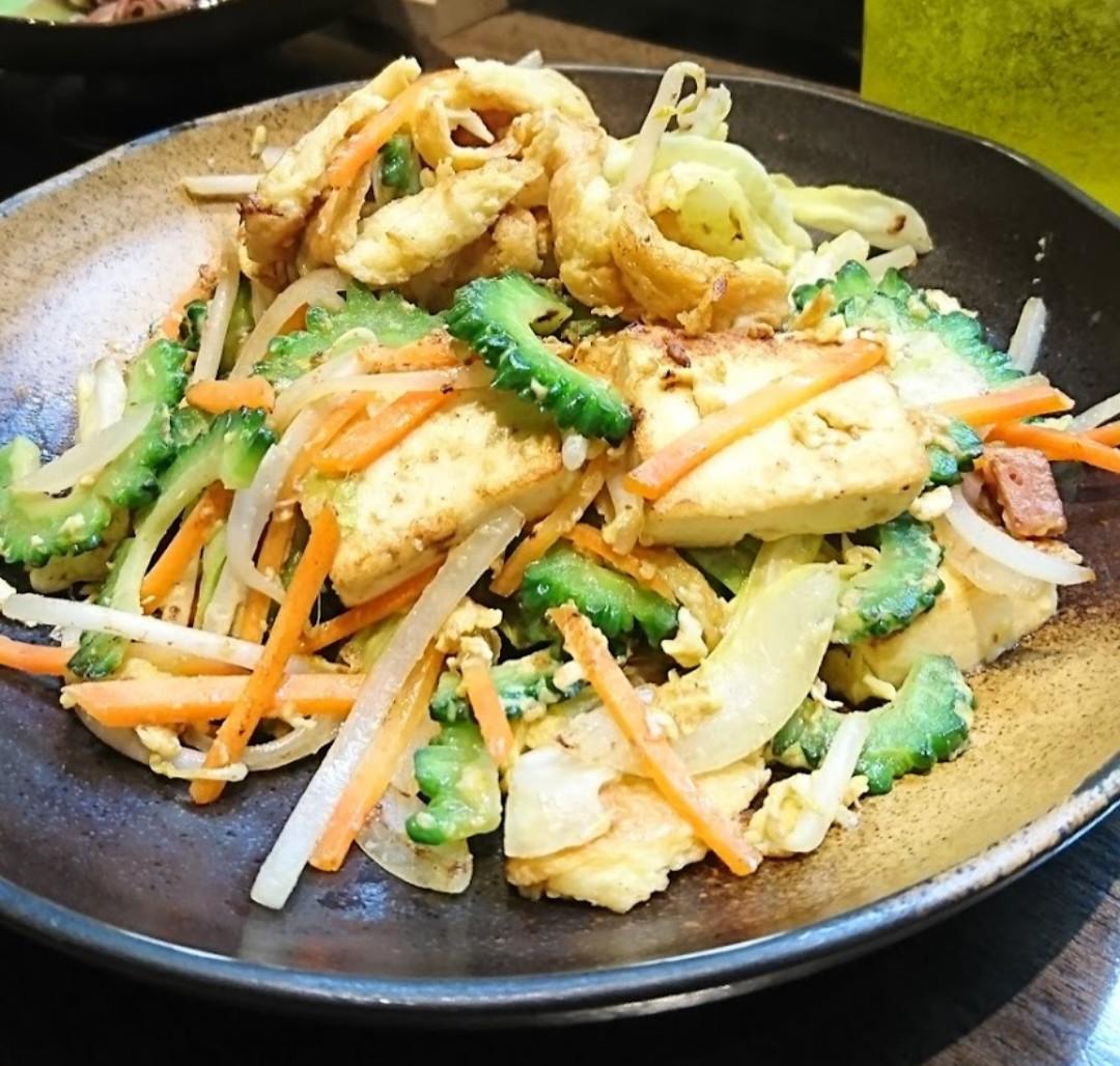 旬肴と沖縄料理 ゆがふ