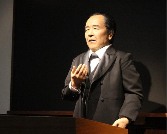 渋沢栄一アンドロイド・講義2